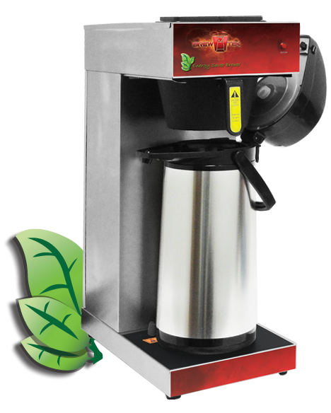 Energy Saver Airpot Brewer